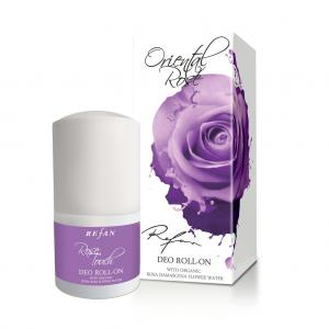 REFAN Deo roll-on Oriental Rose 50 ml