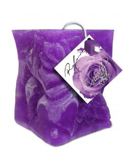 REFAN Perfumed candle engraving ORIENTAL ROSE