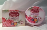 BODY CREAM NATURAL ROSE RETHINOL+ Q10 + VITAMINE C 200 ml