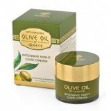 Intensive Night Care Cream for normal to dry skin Olive Oil of G