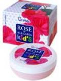 Rose of Bulgaria Kindercreme mit Rosenwasser 75 ml